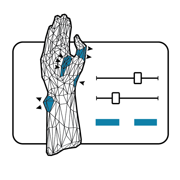 Correct Hand Orthosis Software